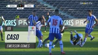 Fabril Barreiro, Caso, Emerson Gomes aos 89'