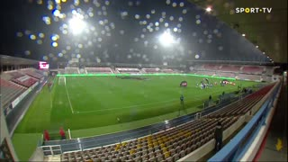 Gil Vicente x FC Porto: Confere aqui a constituição das equipas!