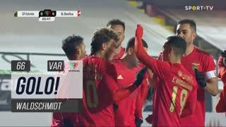 GOLO! SL Benfica, Waldschmidt aos 66', E. Amadora 0-4 SL Benfica