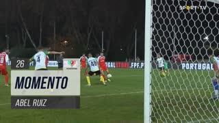 SC Braga, Jogada, Abel Ruiz aos 26'