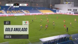 SL Benfica, Golo Anulado, Rafa aos 61'