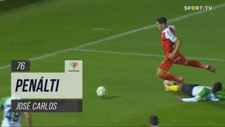 SC Braga, Penálti, José Carlos aos 76'