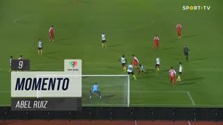 SC Braga, Jogada, Abel Ruiz aos 9'