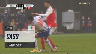 FC Porto, Caso, Evanilson aos 90'+11'
