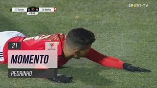 SL Benfica, Jogada, Pedrinho aos 21'