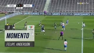 FC Porto, Jogada, Felipe Anderson aos 8'