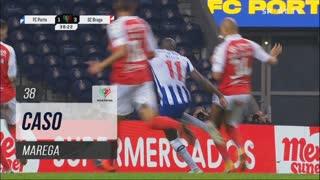 FC Porto, Caso, Marega aos 38'