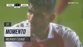 SC Braga, Jogada, Ricardo Esgaio aos 51'