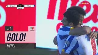 GOLO! FC Porto, Mehdi aos 51', Fabril Barreiro 0-2 FC Porto