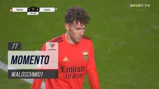 SL Benfica, Jogada, Waldschmidt aos 77'