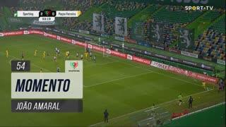 FC P.Ferreira, Jogada, João Amaral aos 54'
