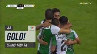 GOLO! Sporting CP, Bruno Tabata aos 44', Sporting CP 2-0 FC P.Ferreira
