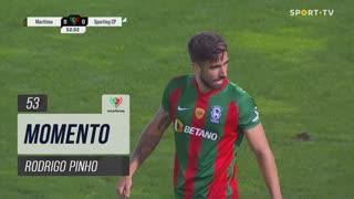 Marítimo M., Jogada, Rodrigo Pinho aos 53'