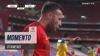 SL Benfica, Jogada, Otamendi aos 36'