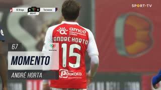 SC Braga, Jogada, André Horta aos 67'