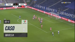 FC Porto, Caso, Marega aos 90'+4'