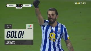 GOLO! FC Porto, Sérgio aos 101', CD Nacional 2-3 FC Porto