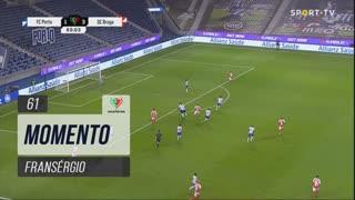 SC Braga, Jogada, Fransérgio aos 61'