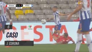 FC Porto, Caso, J. Corona aos 6'
