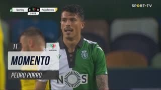 Sporting CP, Jogada, Pedro Porro aos 11'