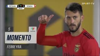 SL Benfica, Jogada, Ferreyra aos 5'