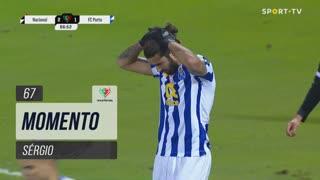 FC Porto, Jogada, Sérgio aos 67'