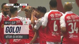 GOLO! SC Braga, Vítor Oliveira aos 90'+3', SC Braga 5-0 Torreense