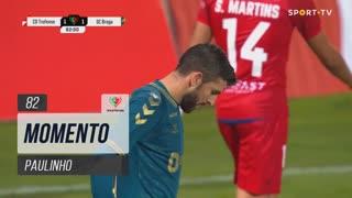 SC Braga, Jogada, Paulinho aos 82'