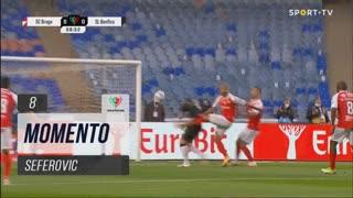 SL Benfica, Jogada, Seferovic aos 8'