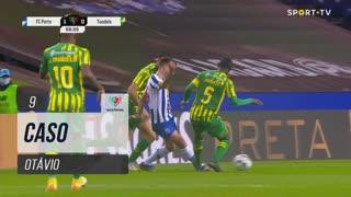 FC Porto, Caso, Otávio aos 9'