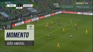 FC P.Ferreira, Jogada, João Amaral aos 23'