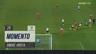 SC Braga, Jogada, André Horta aos 29'