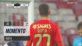 SL Benfica, Jogada, Rafa aos 36'