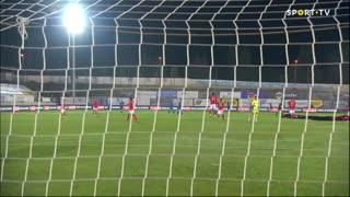 Paredes x SL Benfica: Confere aqui a constituição das equipas!