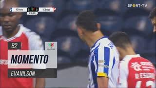 FC Porto, Jogada, Evanilson aos 82'