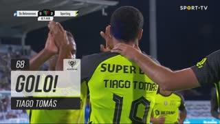 GOLO! Sporting CP, Tiago Tomás aos 68', CF Os Belenenses 0-2 Sporting CP