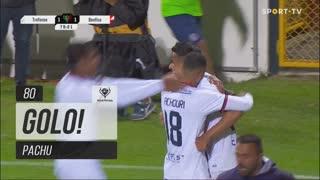 GOLO! CD Trofense, Pachu aos 80', CD Trofense 1-1 SL Benfica