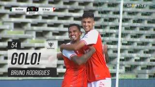 GOLO! SC Braga, Bruno Rodrigues aos 54', Moitense 0-2 SC Braga